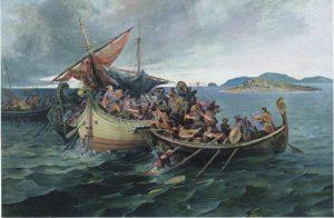 vikinzi - nordijska mitologija
